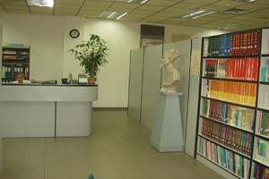 Overview of the Chung Hwa Medical Library